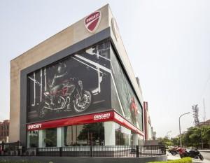 Ducati - AMP Motors