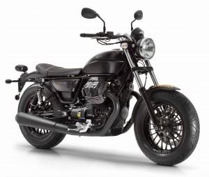 Moto Guzzi V9 Bobber anteprima