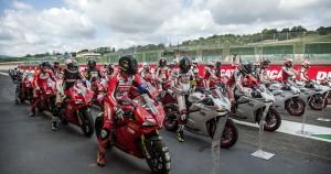 Ducati Riding Experience 2016: torna l'accademia di guida Ducati