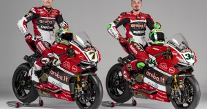 Il team Aruba.it Racing – Ducati pronto per la Superbike 2016