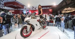 """Il pubblico di EICMA 2016 elegge la Ducati SuperSport la """"moto più bella"""""""