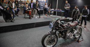 Scrambler Essenza by South Garage vince il primo Concorso di Eleganza al Motor Bike Expo