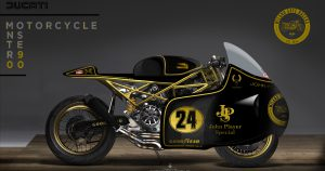 Milano Cafe Racers Team debutta al Sultans of Sprint 2017