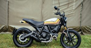 Due novità Scrambler Ducati a Wheels and Waves