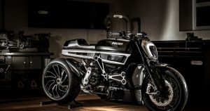 Ducati al Bikers' Classics con un'inedita special su base XDiavel