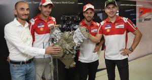 Desmosedici Stradale: Un V4 per il futuro delle sportive Ducati