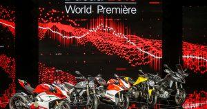 Ducati World Première 2018