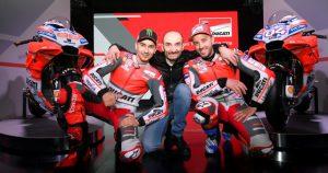 Presentato il Ducati Team 2018