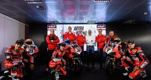 Team Aruba.it Racing – Ducati 2018