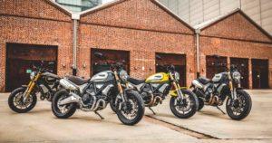 Iniziata a Borgo Panigale la produzione dello Scrambler Ducati 1100