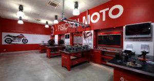 Il laboratorio di Fisica in Moto apre al pubblico
