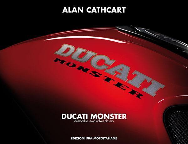 Ducati Monster due valvole il libro