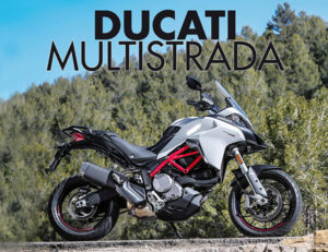 Ducati Multistrada – The book